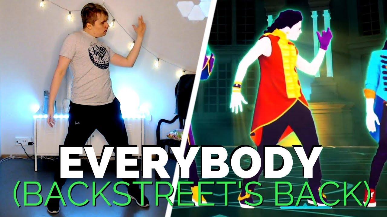 Download Everybody (Backstreet's Back) - Backstreet Boys - Just Dance 2020 (Gameplay)