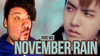Mikey Reacts to Kris Wu 'November Rain'