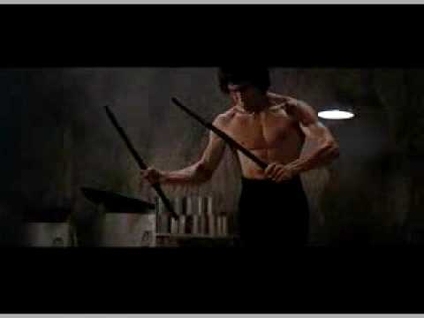 BRUCE LEE ENTER THE DRAGON THE BEST FIGHT SCENE
