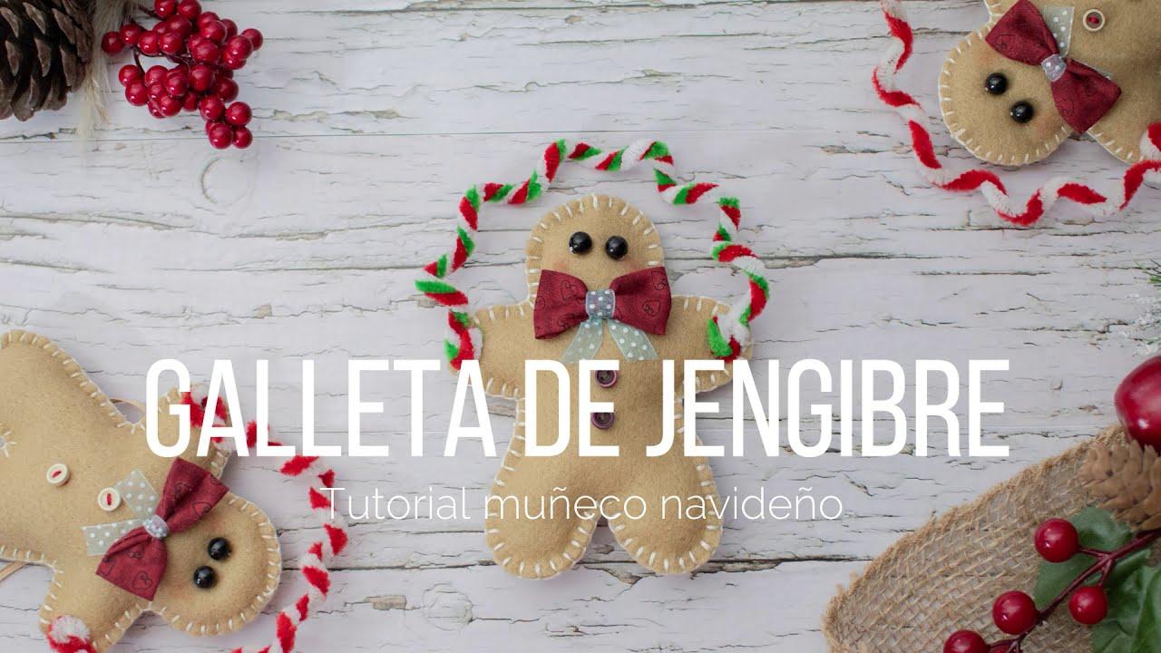 Aprovecha nuestros tutoriales y moldes gratuitos de muñequería navideña