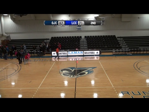 Lamar Community College vs. Otero Junior College (Men's Basketball)