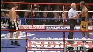 Joe Calzaghe vs Sakio Bika