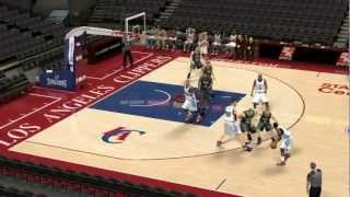 NBA 2K13 : Les ecrans sur porteur (English Subtitles Available) - (HD)