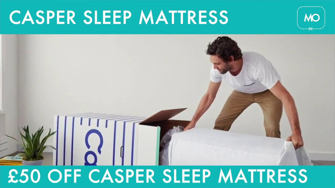 50 casper mattress discount no voucher or coupon required