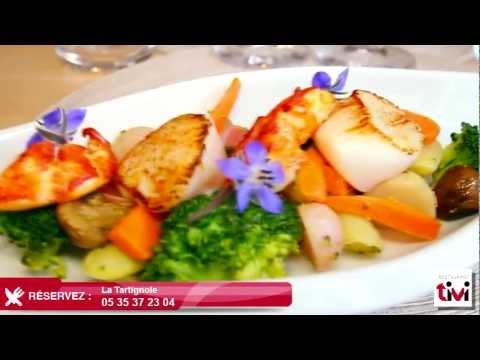 La Tartignole, Restaurant semi gastronomique à Poitiers (86), Vienne en Poitou-Charentes