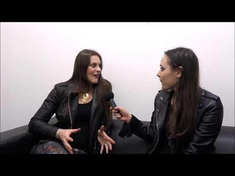 Interview with Floor Jansen (Nightwish)