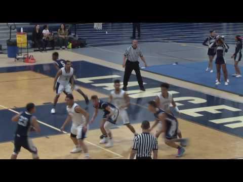 MIAA Playoff - Boys Basketball vs Lawrence Feb. 27, 2017
