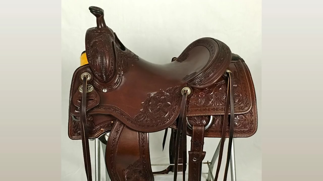 New Reining/Reined Cow Horse Saddles For Sale