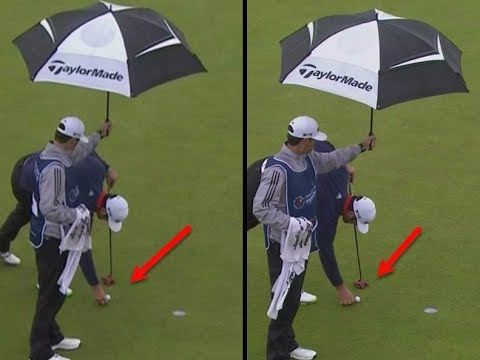 Jon Rahm's non-penalty in 2017 Irish Open explained by CGA
