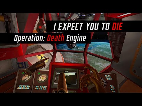 I Expect You To Die : Operation Death Engine - Bande Annonce