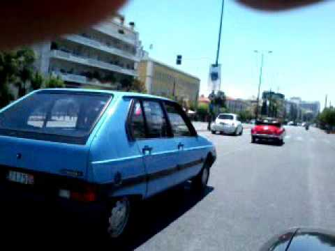 wartburg 311 cabrio athens centre youtube. Black Bedroom Furniture Sets. Home Design Ideas