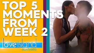 The best moments from Love Island Australia Week 2 | Love Island Australia 2019