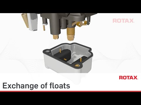 Rotax TECH TIPS #18 R1 - SB-912-074/ SB-914-056/ SB-2ST-004 - Exchange of floats