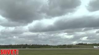 Turku Airshow 2015 - Turkish Stars F-5 show