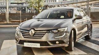 Renault Talisman (2016) Official Trailer