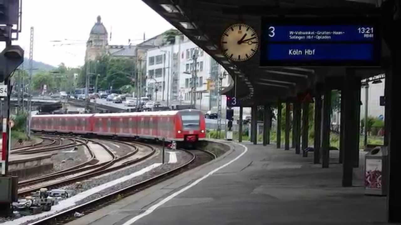 Wuppertal Hbf Sperrung