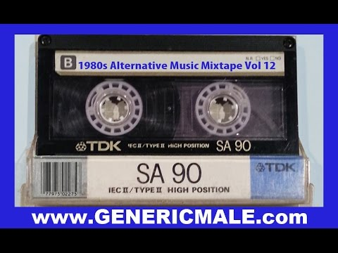 80s New Wave / Alternative Songs Mixtape Vol. 12