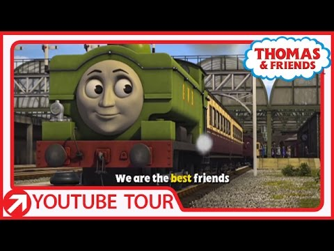 That's What Friends Are For - Karaoke Song | Thomas & Friends UK