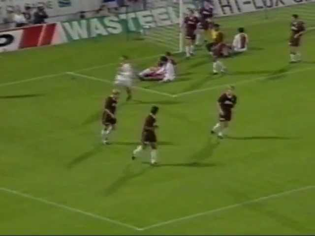 Fc Metz - Paris Saint Germain 0-3   Ligue 1  1995-1996