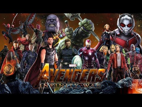 Download Avengers Infinity War  2018 Movie Teaser Trailer  all  FanMade