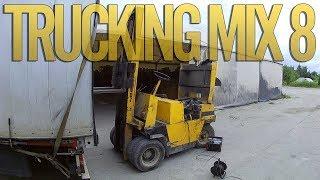 Volvo FH Trucking MIX 8 | KrychuTIR