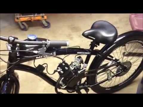 Putting Together Motorized Bike - IMPORTANT Tips & Tricks to Know