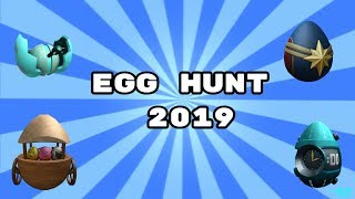 Roblox Egg Hunt 2019 | Trying to get Cracking Technology Egg!! 🔴LIVE🔴 #RoadTo2800