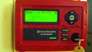 FireLite ANN-80 Reset Glitch