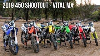 2019 450 Shootout - Vital MX