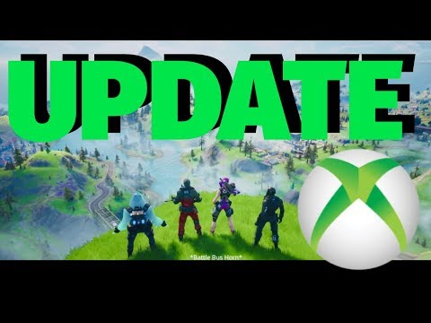 How To Update Fortnite To Chapter 2 / Season 11 In Xbox One | Xbox One S | Xbox One X