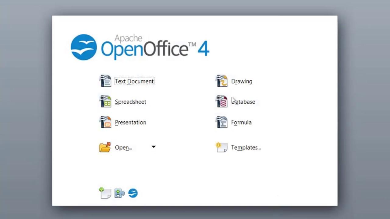 Apache Openoffice 4 1 Installation In Windows 10 Youtube