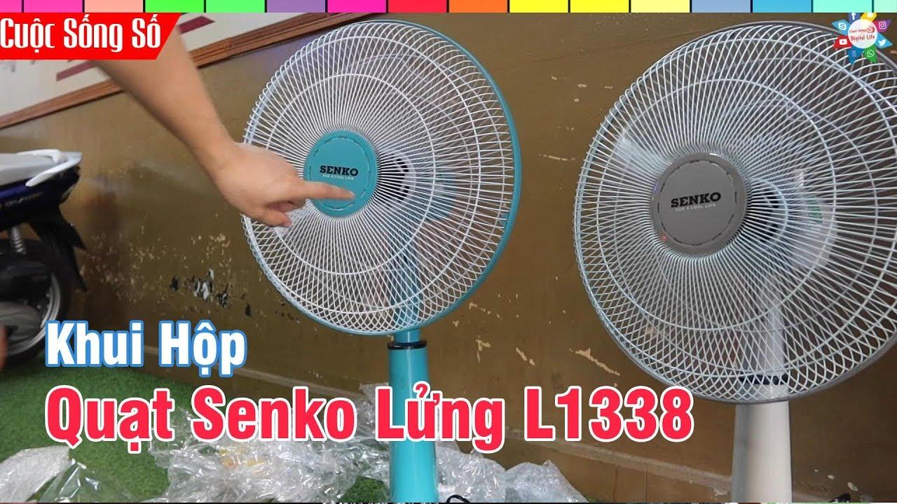 Quạt lửng thân nhựa Senko L1338 Giải Nhiệt Mùa Hè  Mua Online Shopee 📺 Cuộc Sống Số 📺