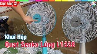 Quạt lửng thân nhựa Senko L1338 Giải Nhiệt Mùa Hè Mua Online Shopee Cuộc Sống Số