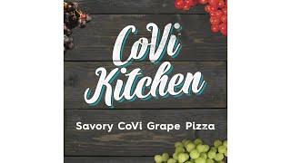 Savory Rosemary Grape Pizza  Columbine Vineyards  Columbine Vineyards
