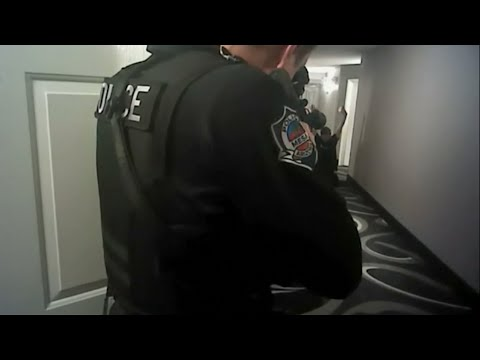 Bodycam video of the moment Daniel Shaver was shot dead
