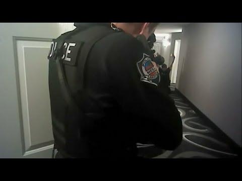 Bodycam video of the moment Daniel Shaver was shot dead