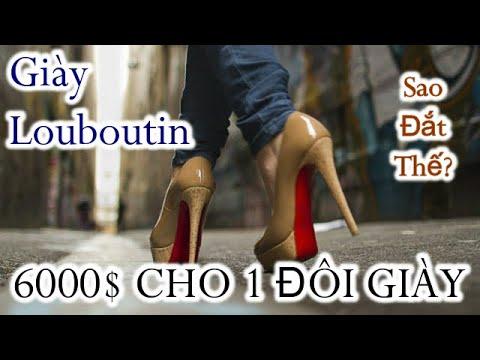 Sao đắt thế Tập 3   Tại sao giày đế đỏ Louboutin lại có giá đắt đỏ mà chị em vẫn mê mệt như vậy?