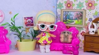 ПИТОМЦЫ ЛОЛ Мультики LOL Surprise ПИТОМЕЦ на ДЕНЬ РОЖДЕНИЯ! Куклы LOL Pets #Сюрпризы Игрушки