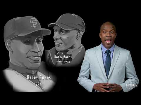 African American History Month - Bobby & Barry Bonds