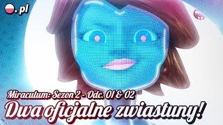 Miraculum: SEZON 2! Dwa nowe zwiastuny! - Miłosne wyznania w telewizji #Ladynoir