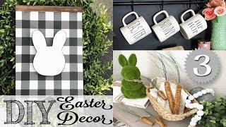 DIY Farmhouse Easter Decor | 3 PROJECTS!