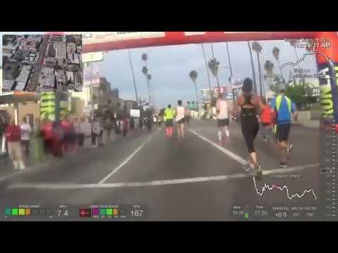 Asics LA Marathon 2015 Full
