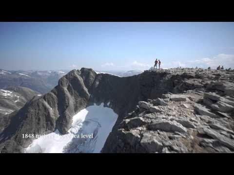 Hiking Mount Skåla (english) - Destination Stryn & Nordfjord