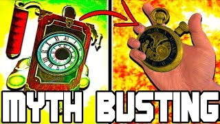CAN YOU REWIND THE BURIED EASTER EGG?? | CALL OF DUTY ZOMBIES | MYTH BUSTING MONDAYS #130