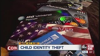 Law aims to protect children from identity theft