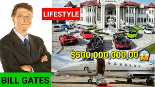 Bill Gates Lifestyle 2020 I Nęt Worth I 5 Jet I Cars I House I Family I Wife I Age I Biography