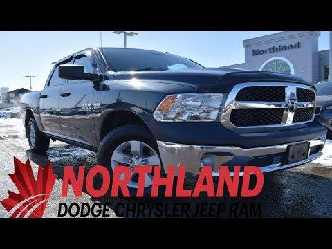 Walk Around 2015 RAM 1500 ST | Northland Dodge | Auto Dealership in Prince George BC
