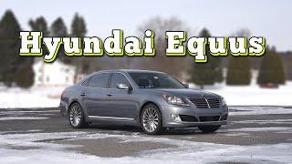 homepage tile video photo for 2014 Hyundai Equus Signature: Regular Car Reviews