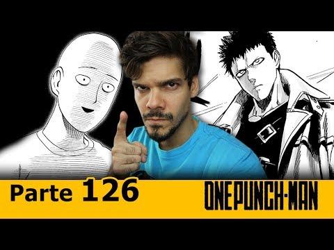 CAÇANDO GAROU - One Punch Man 126   85