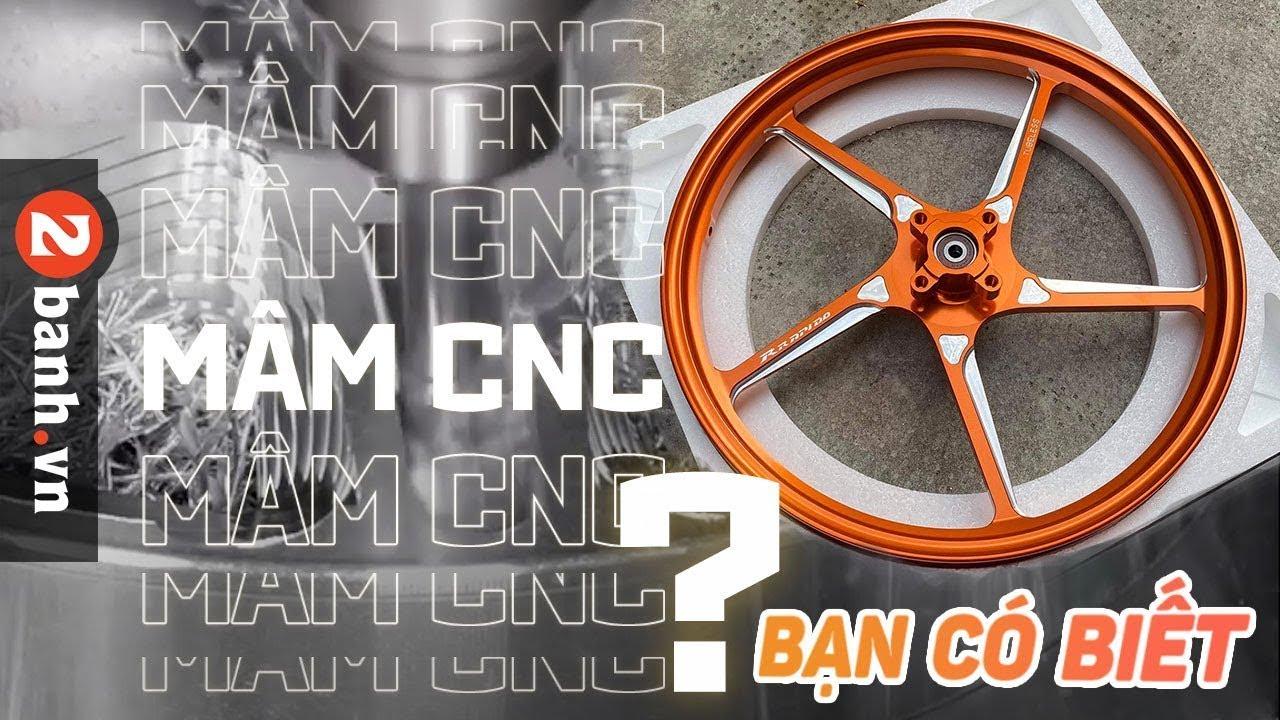 Khám phá 'mâm CNC' có gì hay khiến dân chơi bất chấp I 2banh Review